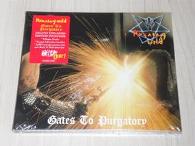 Cd Running Wild - Gates To Purgatory (alemão Digipack 8 Bônu
