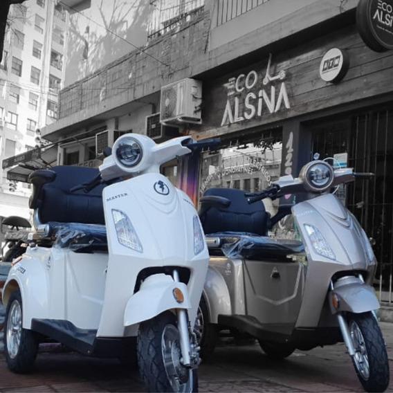 Triciclo Eléctrico No Sunra / Motor 1200w 20 Ah Envío Gratis