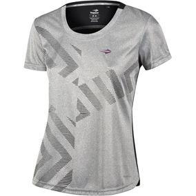 Camiseta T-shirt Topper Run Move Vi Fem 7895265973 Tam P