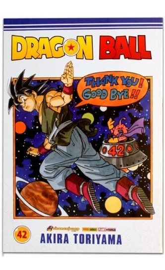 Revista Dragon Ball Super Edição 42/ Panin