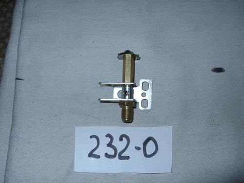 Imagen 1 de 1 de Cabezal Piloto Calefactor Eitar Gn 3 Salidas Macho 1/8 00232