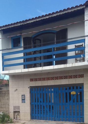 (ref: 5252) Casa 85 M² - Itanhaém/sp - Nossa Sr Do Sion