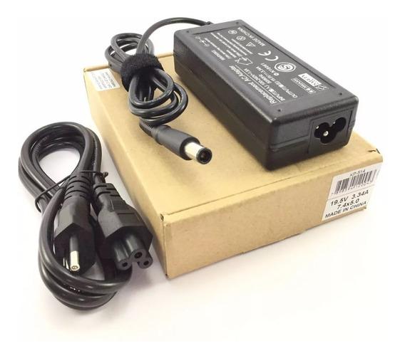 Fonte Carregador Notebook Dell 19.5v 3.34a 7.4 5.0mm Kp-514