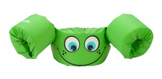 Boia Colete Salva Vidas - Puddle Jumper Eua - Green Smile