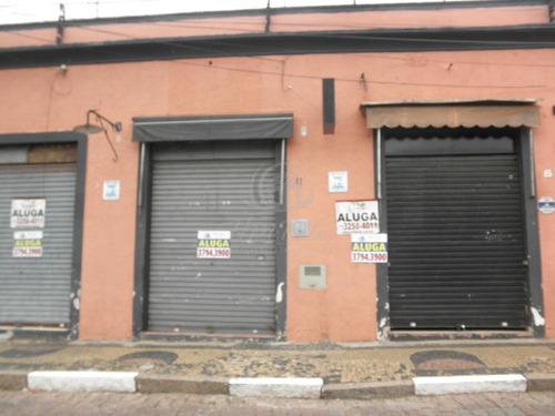 Imagem 1 de 12 de Salão Para Aluguel Em Sousas - Sl033149