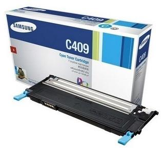 Toner Samsung C409s Cyan Original Clp-315 Clt-c409s Envío Gr
