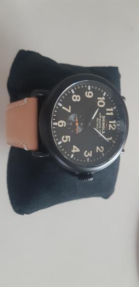 Reloj Shinola Detroit Quarz Nuevo Original En Caja