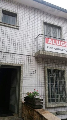 Imagem 1 de 15 de Locação Sobrado Comercial - Alto Da Boa Vista, São Paulo-sp - Rr3002