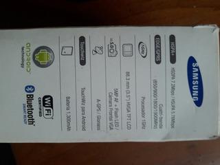 Celular Samsung Fame Sin Bateria