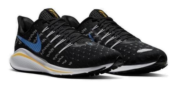 Tênis Running Nike Masculino Zoom Vomero 14 Ah7857 Preto