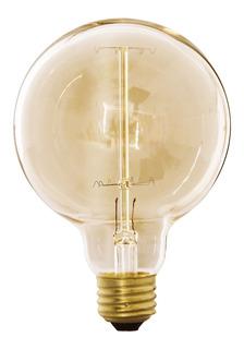 Foco Incandescente Globo Edison 40w, Fiv-40g 47105