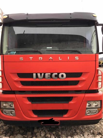 Iveco Stralis 420 4x2 Completo