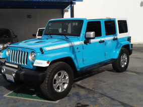 Jeep Wrangler 3.6 Unlimited Chief Edition 4x4 At 2017 Nacion