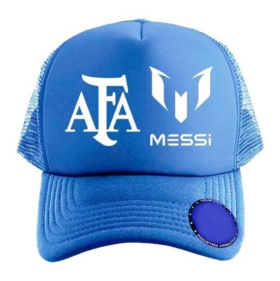 Gorra Trucker Messi Afa #10 Colores