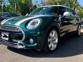 Mini Clubman S Hot Chilli