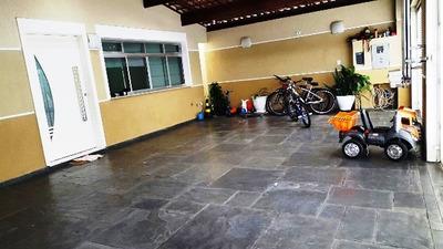 Casa Bolsão De Interlagos, 03 Dorms., 01 Suíte E 04 Vagas