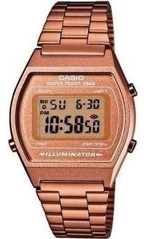 Relógio Casio B640-5adf Rose Original Na Caixa