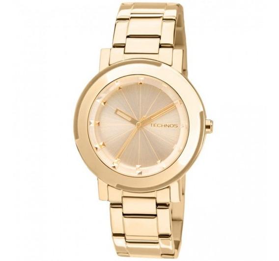 Relógio Technos Feminino Elegance St.moritz 2035ffr/4x