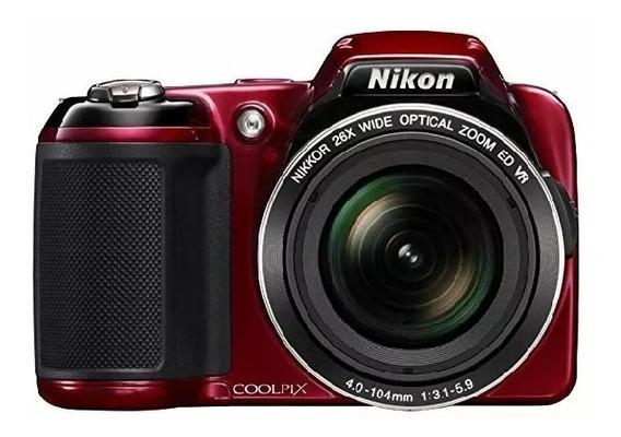 Oferta Nikon L810 En Perfecto Estado