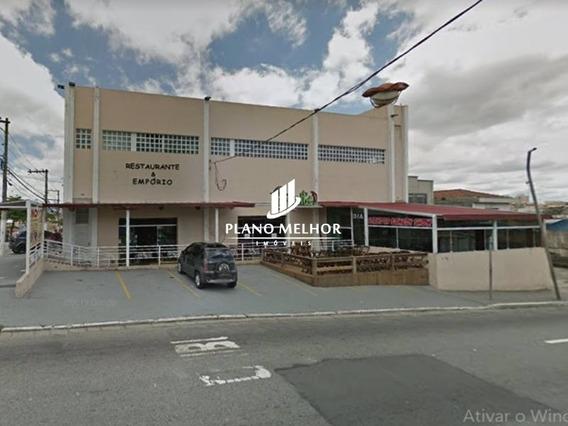 Salão Comercial / Galpão Comercial Na Penha / Penha De França Com 1960m² Ac Com Escritório, 4 Banheiros E 6 Vagas - Sl0072 - Sl0072
