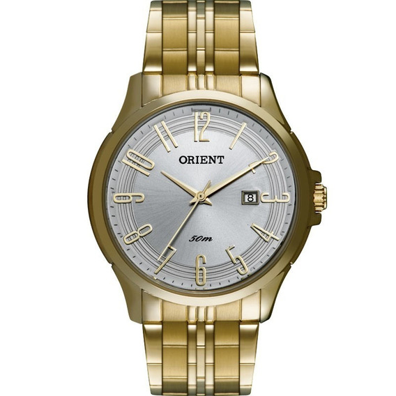 Relógio Orient Mgss1078 Dourado Eternal Frete Grátis