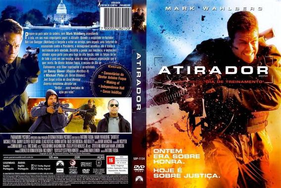 O Atirador - Filme Dublado Alta Resolução