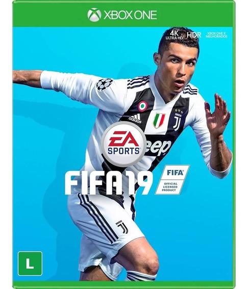 Fifa 19 - Xbox One - Codigo 25 Dígitos - Envio Imediato