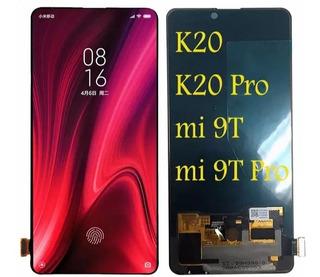 Tela Touch Display Frontal Xiaomi Mi9 T / Mi9 T Pró Orig
