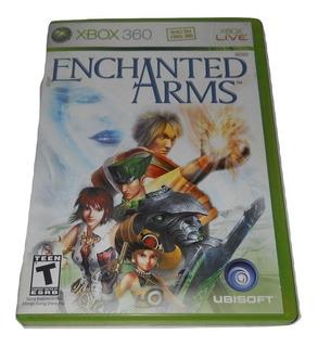 Enchanted Arms Xbox 360 Ubisoft +++