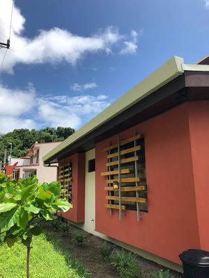 Casa De Playa En Alquiler Cerca De Punta Leona. $75 La Noche