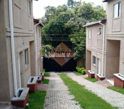 Sobrado Em Chácara Santo Antônio, 2 Suítes, 1 Vaga, 64 M², R$ 450.000,00 - 2057