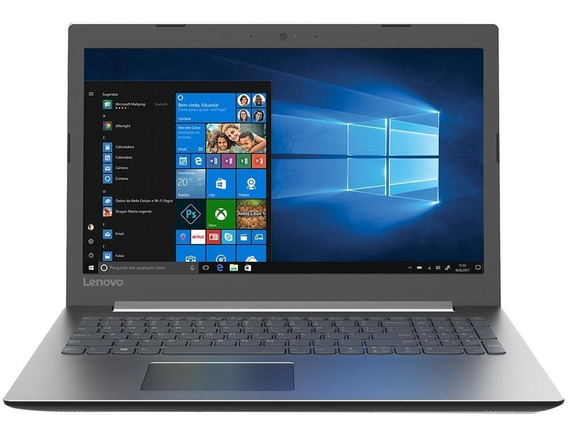 Notebook Lenovo Ideapad 330, I3-7020u,4gb ,1tb,15 Prata