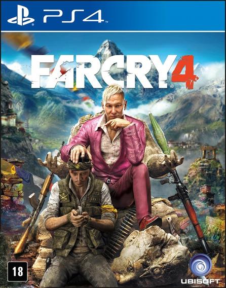 Farcry 4 Ps4 Ptbr