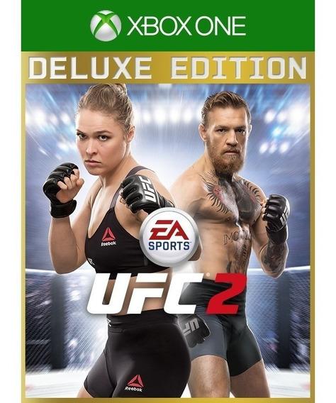 Ea Sports Ufc® 2 Edição Deluxe Midia Digital
