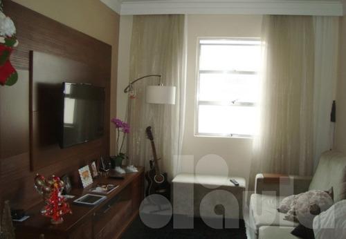 Imagem 1 de 12 de Jardim Bela Vista - Apartamento Com 58m2 Na Avenida Portugal - 1033-7501