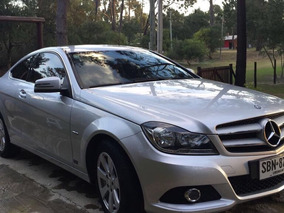 Mercedes Benz C180 Coupe Blue Efficiency Año 2012. 28.000km.