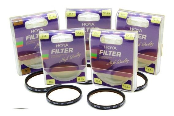 Kit 40 Filtros Hoya Original - Monte Seu Kit