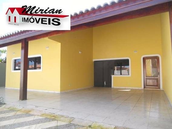 Casa Com 4 Dormitórios - Suítes - Churrasqueira - Casa Em Peruíbe - Ca00006 - 2163144