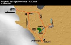 Terreno En Olmos Lambayeque 2,109 Hectareas