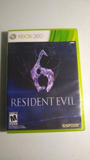 Resident Evil 6 Xbox 360 Lenny Star Games