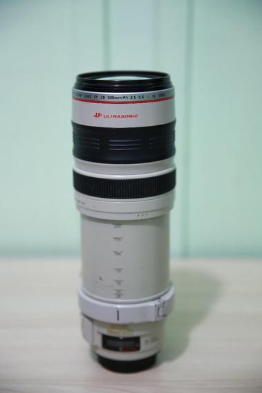 Lente Canon 28-300