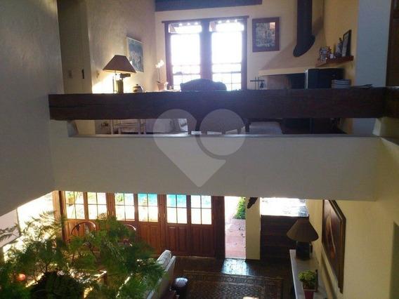 Casa Reformada Em Condomínio Fechado Vitória Regia, 4 Dormitórios - 375-im73841