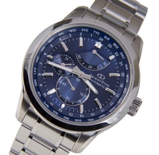Relógio Orient Star Automático Sjc00002d0 Importado Luxuoso