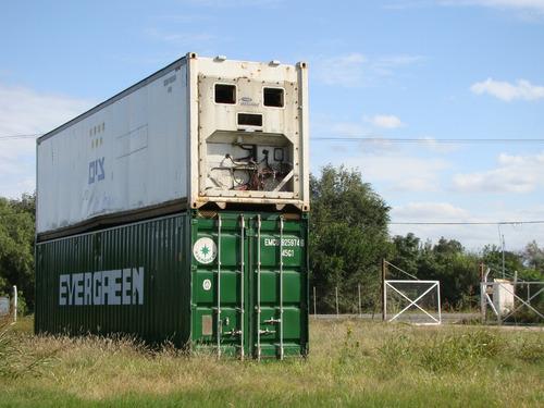 Contenedores Maritimos Container/ Seco 40' La Paz