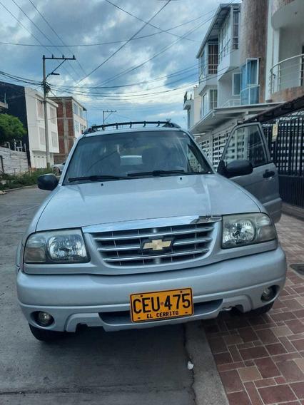 Grand Vitara, Motor 2.5, Color Plata Escuna