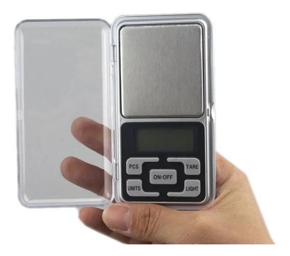 Mini Bascula Gramera Digital Joyería Repisteria Bisutería