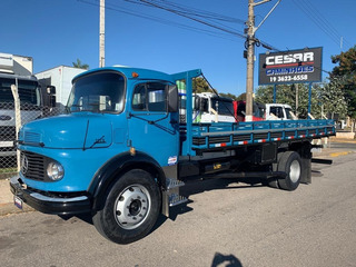 Mb 1113 Azul 1979 Toco Carroceria