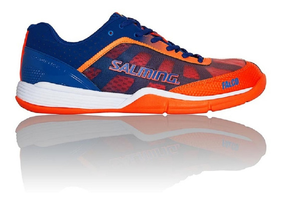 Courash Tenis Para Squash Salming Falco Limoges Blue/orange