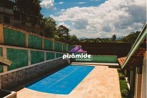 Imagem 1 de 27 de Chácara Com 10 Dormitórios À Venda, 9000 M² Por R$ 742.000,00 - Zona Norte - São José Dos Campos/sp - Ch0091
