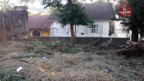 Terreno Residencial Para Venda E Locação, Granja Viana, Cotia. - Te0263
